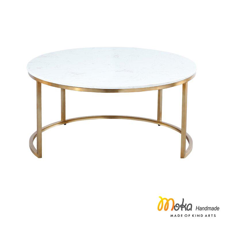 Cặp bàn trà tròn 1