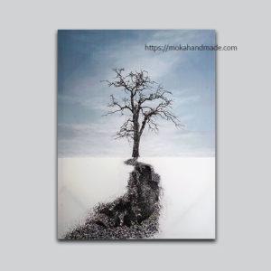 tranh ban thu cong Tree N Road 3 (7)