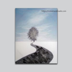 tranh ban thu cong tree n road 1 (6)