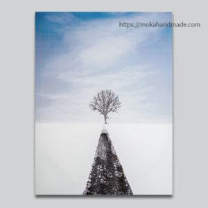 tranh in ban thu cong tree n road 2 (1)