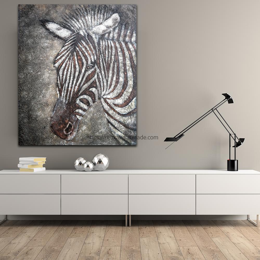 tranh noi son dau implant zebra (1)